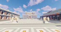 Spawn in Reich style Minecraft Map & Project