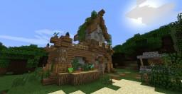 Gotham house Minecraft Map & Project