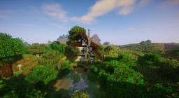 Vacation Hobbit Minecraft Map & Project