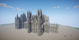 Peterborough Catedral Minecraft Map & Project