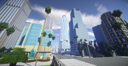 Los Angeles official map available on 01/01/2020 Minecraft Map & Project