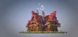Magic House #2 [downloadable] Minecraft Map & Project