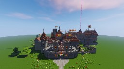 The Small Town Of Aggorith Minecraft Map & Project