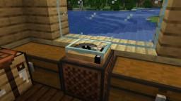 Turntable Jukebox Minecraft Texture Pack