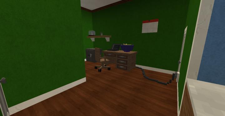 Main area computer room