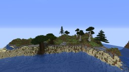 this is my island i just have it on here for transferring Minecraft Map & Project