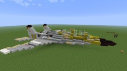 Mikoyan MiG-29M/M2 Minecraft Map & Project