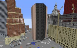 Verizon Building Minecraft Map & Project