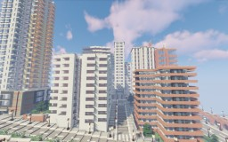 New Rome Minecraft Map & Project