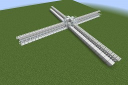 Mechanical Teleport Device ( Fastest Way To Travel ) (1.13+ & 1.14+) Minecraft Map & Project