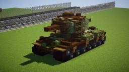 KV-2 Minecraft Map & Project