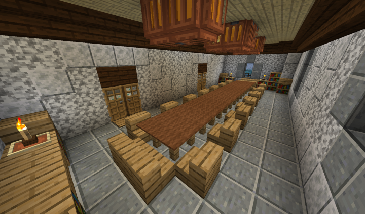 1st floor conference room or banquet hall