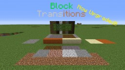 Block Transitions Minecraft Texture Pack