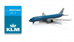 KLM 787-9 1.5:1 Minecraft Map & Project