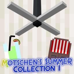 Motschen's Ceiling Fan Resourcepack (V2) Minecraft Texture Pack