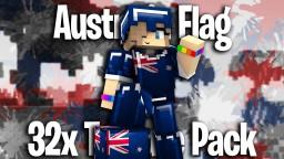 Australian Flag 32x PVP Texture Pack Minecraft Texture Pack