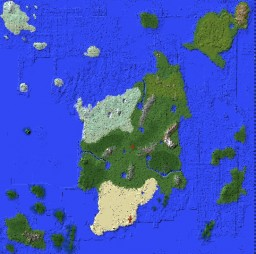 Land Of Avloria Minecraft Map & Project