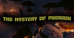 [1.14.4] Mystery of Pharaoh v2 | Adventure map with games and puzzles (French map) Minecraft Map & Project