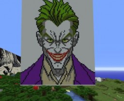 The older I get the more The Joker starts to make sense. Minecraft Map & Project