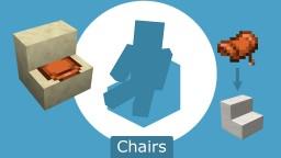 Chairs - Gamemode 4 Module Minecraft Data Pack