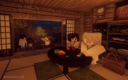 A good old Japanese landscape5 TANABATA Minecraft Map & Project