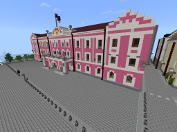 Toompea Castle Minecraft Map & Project