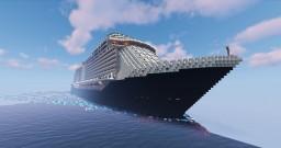 Liberty Horizon - Custom Cruise Ship Minecraft Map & Project