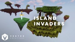 Island Invaders - PvP Minecraft Map & Project
