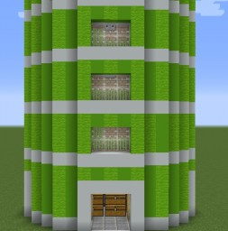 Automatic Sugar Cane Silo For 1.13 - 1.14.3 Minecraft Map & Project