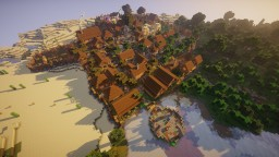 All Kinds of structures Minecraft Map & Project