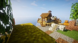 Harbour Minecraft Map & Project