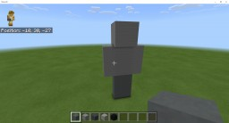 Statue Blank Canvas Minecraft Map & Project
