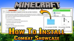How To Install the Minecraft 1.14.3 Combat Update Snapshot Minecraft Blog