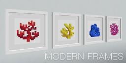 Modern Frames [1.11 - 1.16.2+] Minecraft Texture Pack
