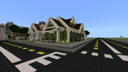 Small Green Suburban House Minecraft Map & Project