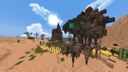 Elder Scrolls: Morrowind - Silt Strider Minecraft Map & Project
