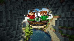 Explosive Bow and Land Mines [More Flowers Datapack] Minecraft Data Pack