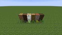 Reforestaion Minecraft Data Pack