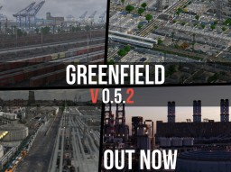 Greenfield - The Largest City In Minecraft - V0.5.2 Minecraft Map & Project