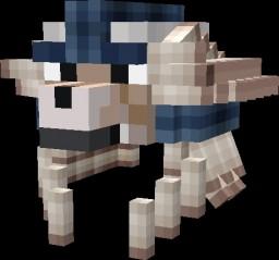[3D MODELS] Wolf Warrior Helmet Minecraft Map & Project