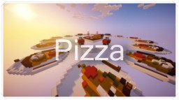 Pizza (Medium SkyWars map PVP) Minecraft Map & Project