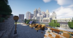 Brandtford City (Early 20th Century U.S. City Build) Minecraft Map & Project