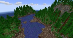 New Pine Shore Treepack Minecraft Map & Project