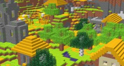 MS-Painted Minecraft Texture Pack