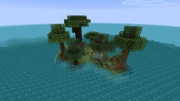 Minecraft 1.14 Survival Island (works 1.14 & up) Minecraft Map & Project
