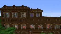 1.14 improved woodland mansion Minecraft Data Pack