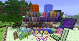 Mobocraft: A Goofy and Retro feel for Minecraft Beta 1.7 Minecraft Texture Pack