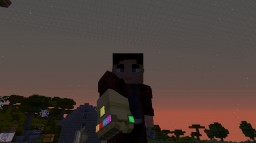 DFHeroes Model Pack Minecraft Texture Pack