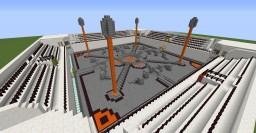 Structure Block Arena Minecraft Mod