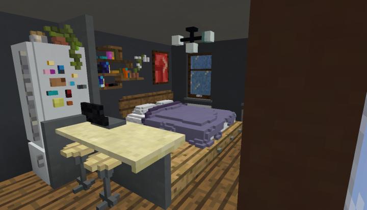 The studio itself